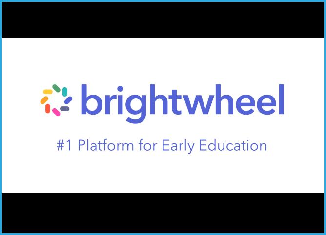 BrightWheel #1 platform for early education